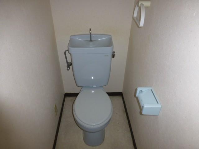 清潔のあるトイレ