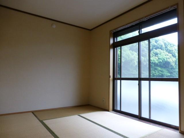 和室が1部屋あると便利です。