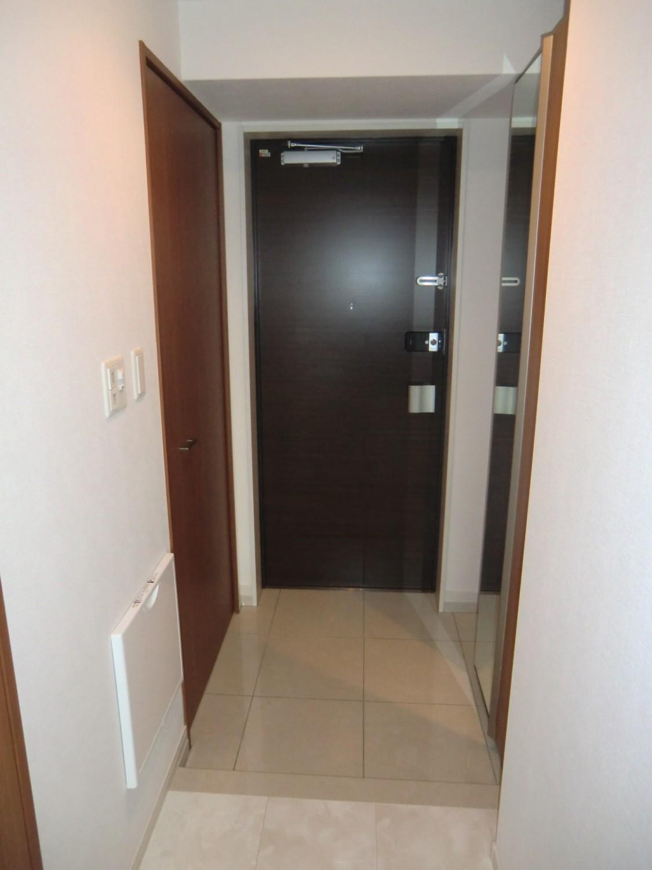 廊下→玄関です