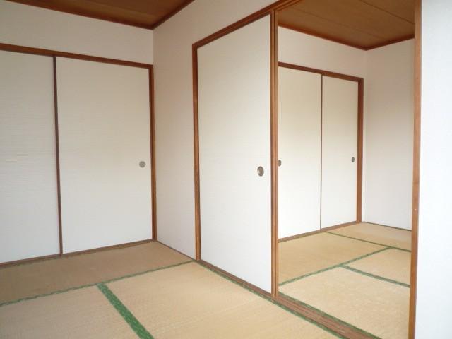 和室6帖→和室4.5帖へつづきます
