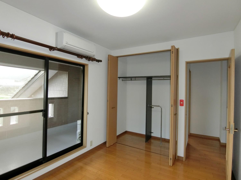 2階 6畳 洋室・クロゼット