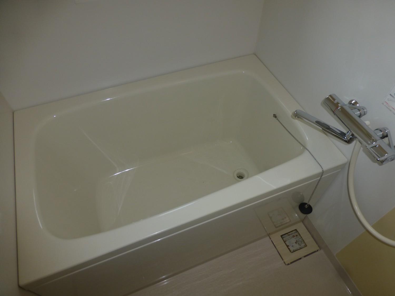 浴槽 ゆったりできます