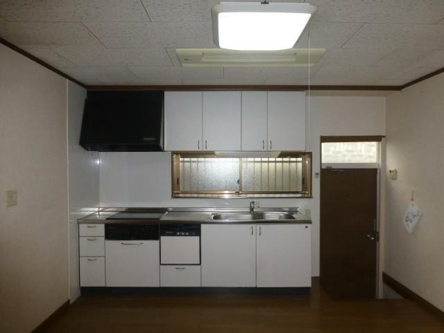 システムキッチン、