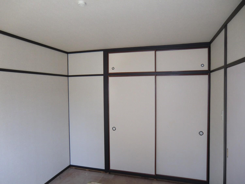 ベランダ側和室