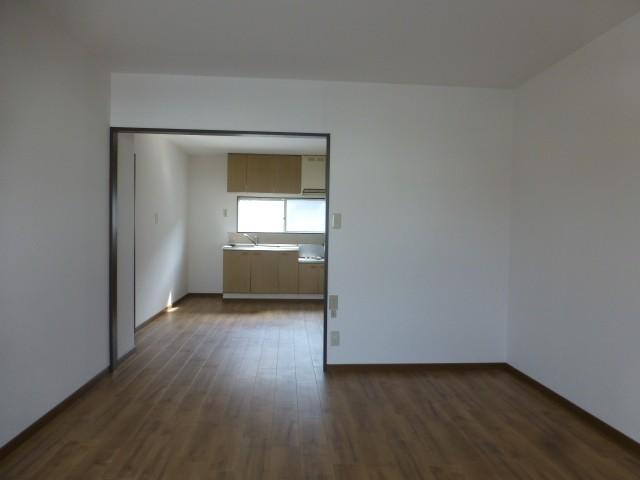 お部屋が隣接しており、広く使うことが出来ます♪