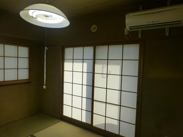 和室2(キッチン奥)