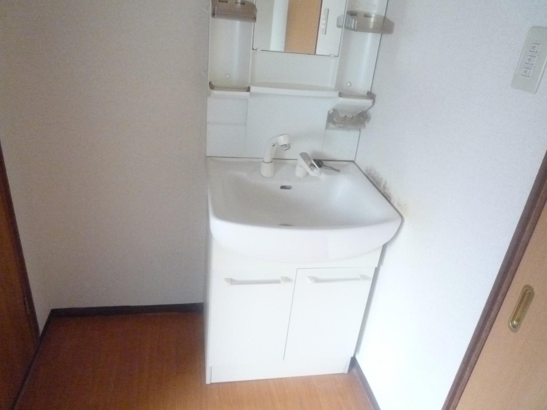 シャワー付き洗面台☆