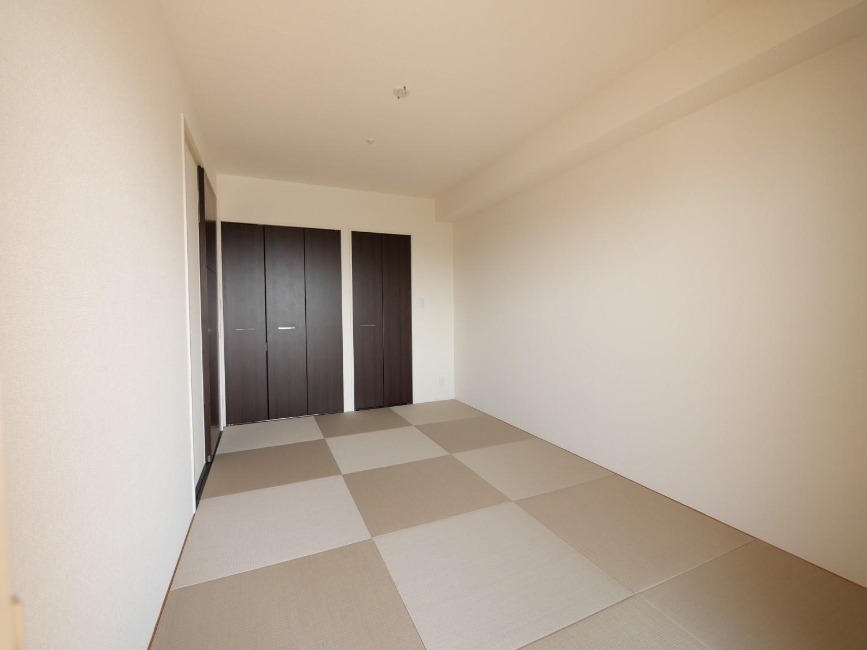 琉球畳風和室