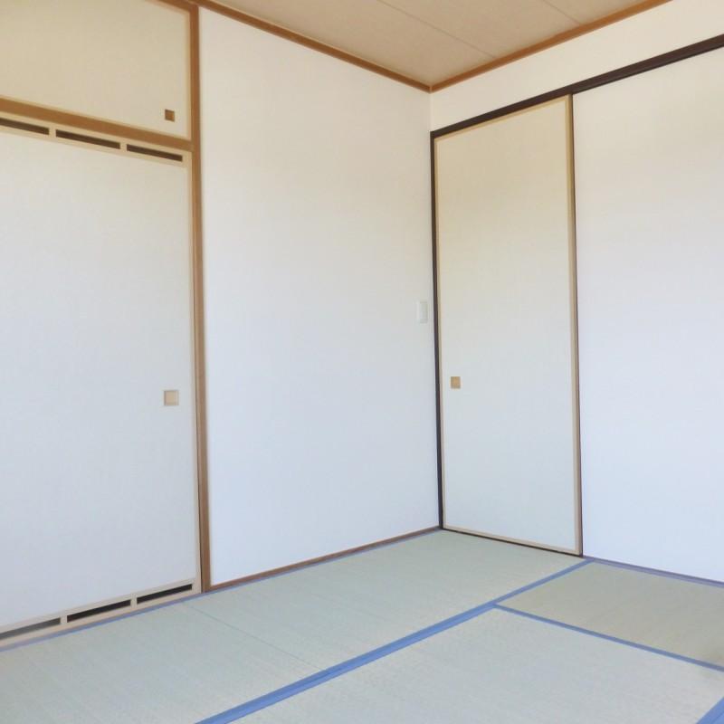 コーナー和室