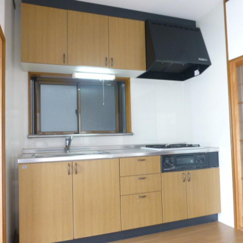 システムキッチン・吊り戸棚