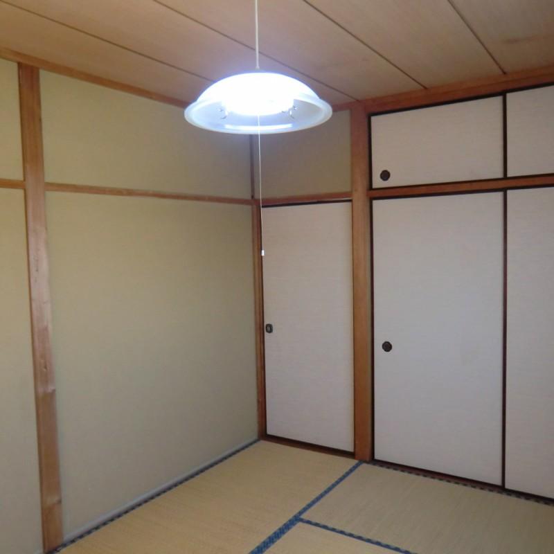2F 和室です