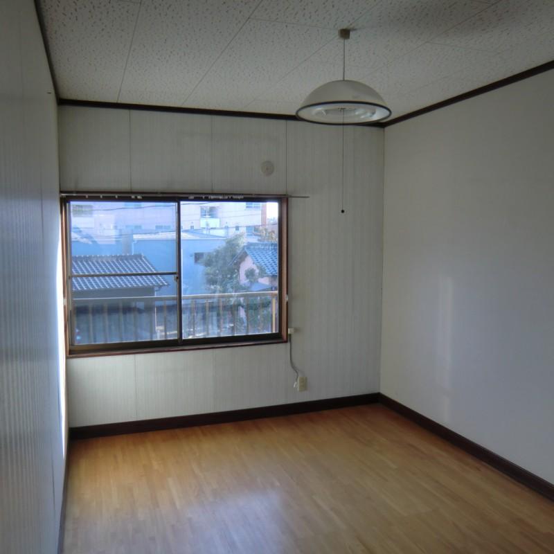 2F 洋室です