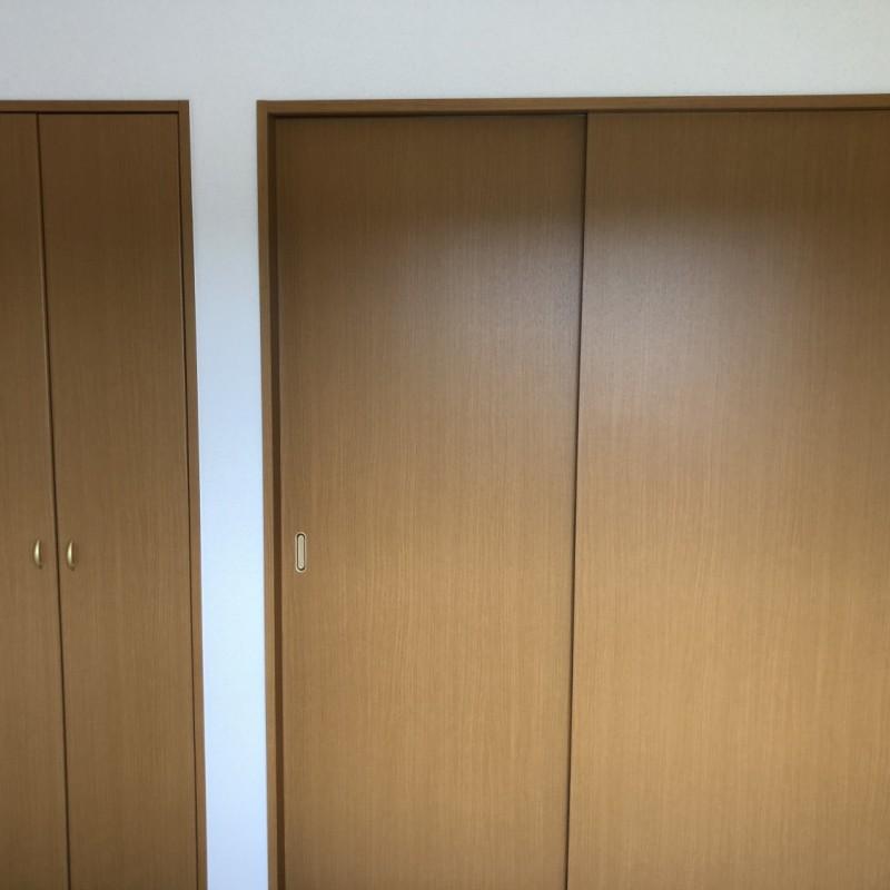 2Fの和室にも押入れ収納があります