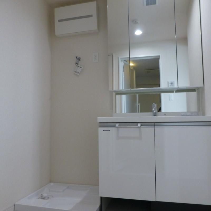 洗面所/室内洗濯機置場
