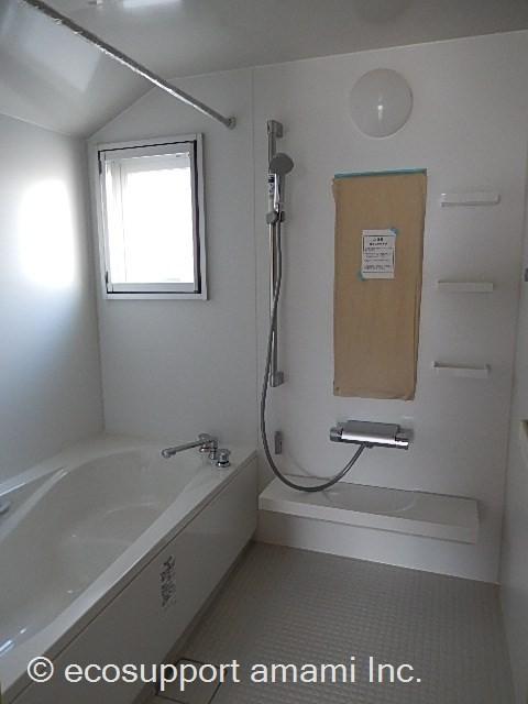 こだわりのバスルーム