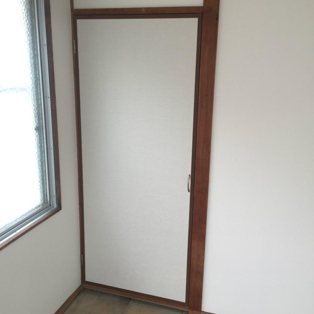 和室4.5物入れ(閉)