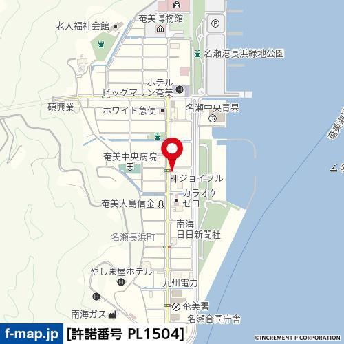 名瀬長浜町