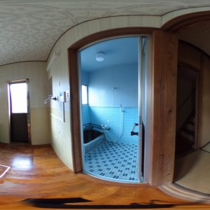 1F-台所・浴室前