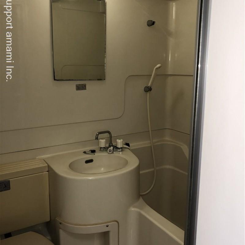 バス・トイレ同室