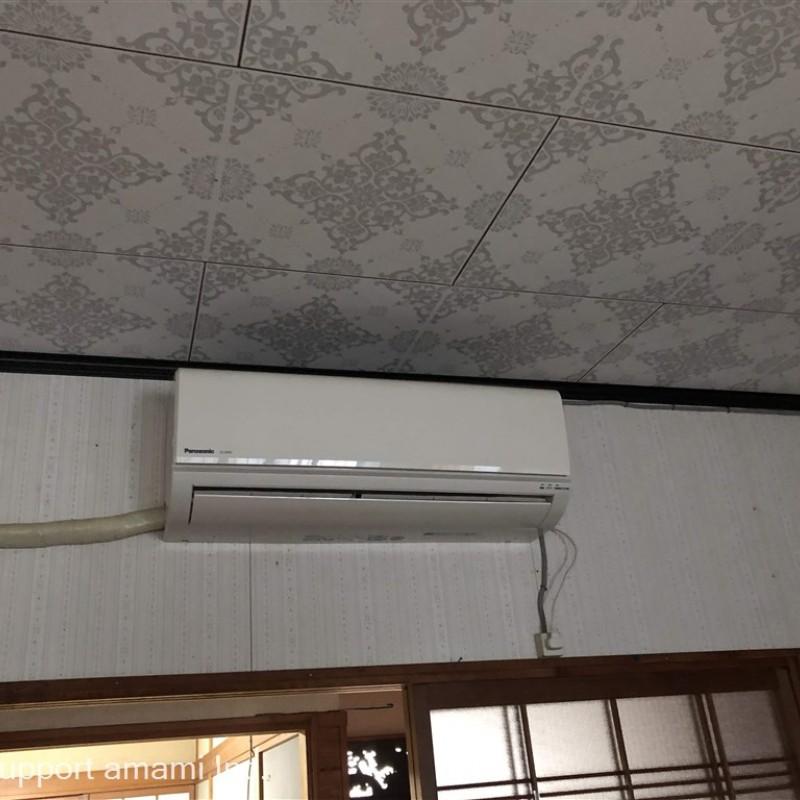 台所エアコン