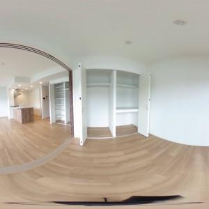 洋室~キッチン