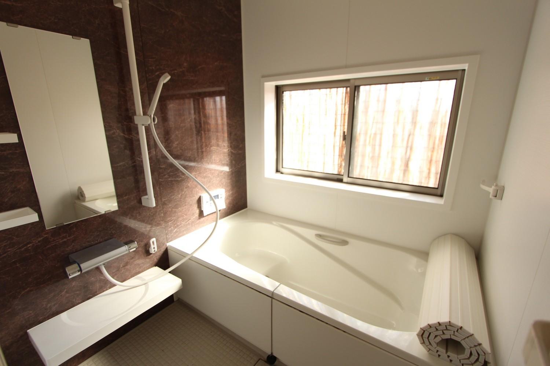 明るいお風呂