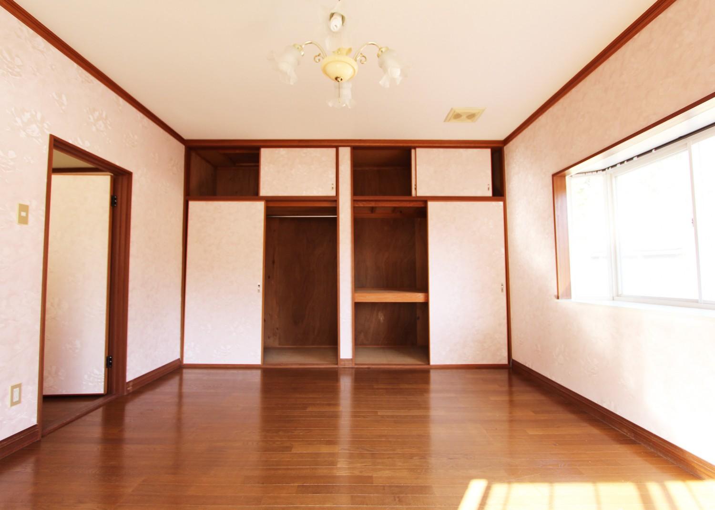 2F主寝室。