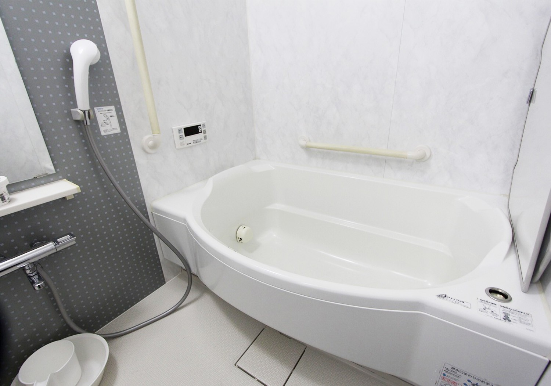 浴室も2017年5月にリフォーム済! 最新設備も充実しています♪