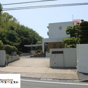 福間東中学校