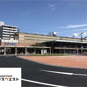 西鉄香椎駅