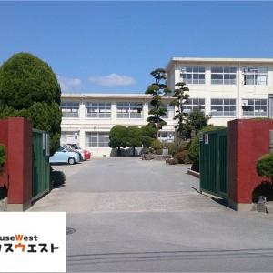 福岡市立和白中学校