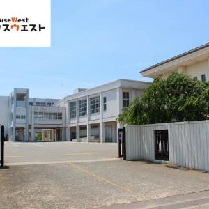 古賀市立古賀中学校