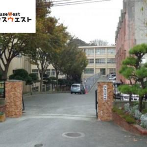 福岡市立和白丘中学校