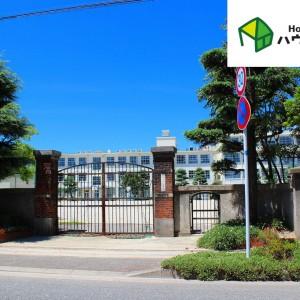 福岡市立箱崎小学校