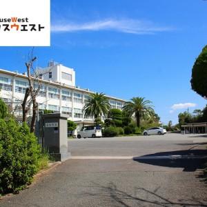 遠賀町立遠賀中学校