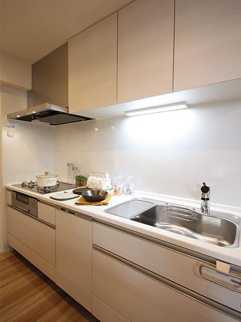 食洗機つきで家事がはかどりそうですね♪