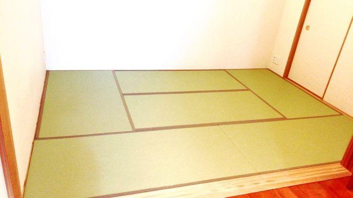 和室は家族の憩いの空間としてもピッタリです☆