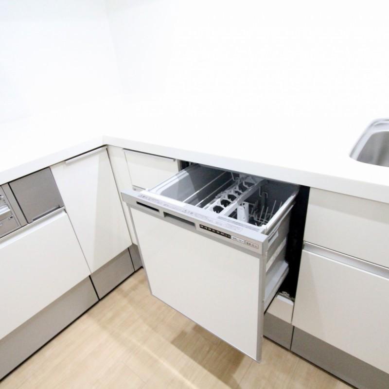 食洗機つきで便利です♪