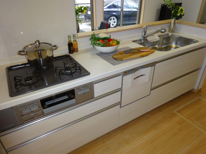 食器洗浄乾燥機付き