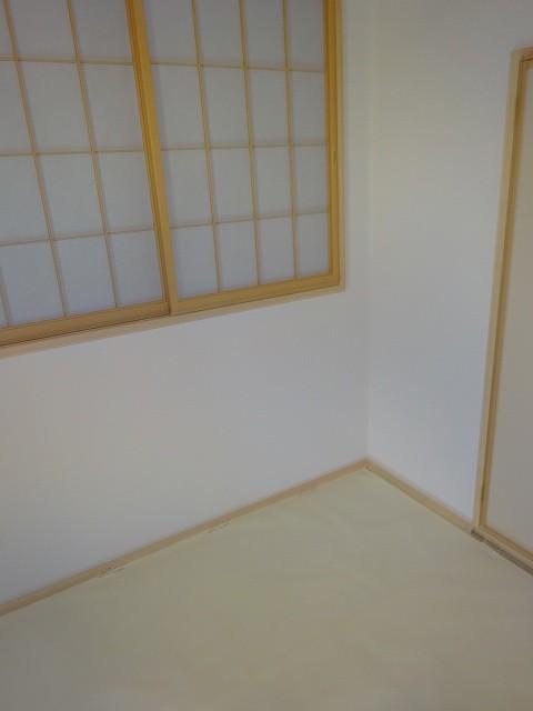 1階和室3帖 2面採光