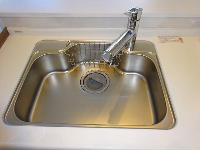 浄水機付水栓