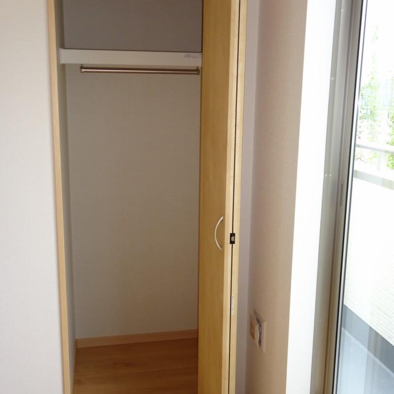 2階中洋室5.5帖 収納