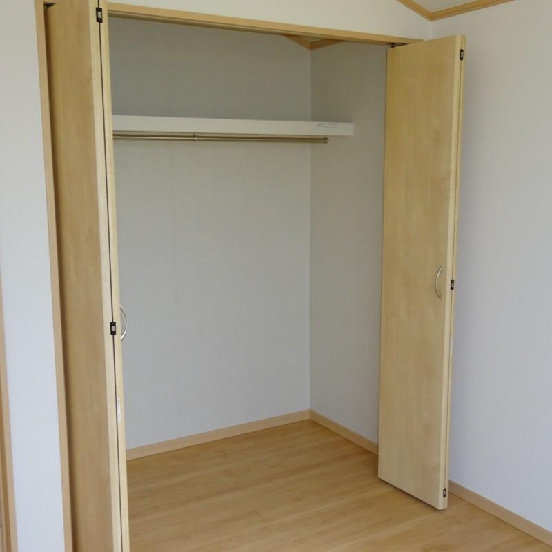 2階北側洋室4.5帖 収納