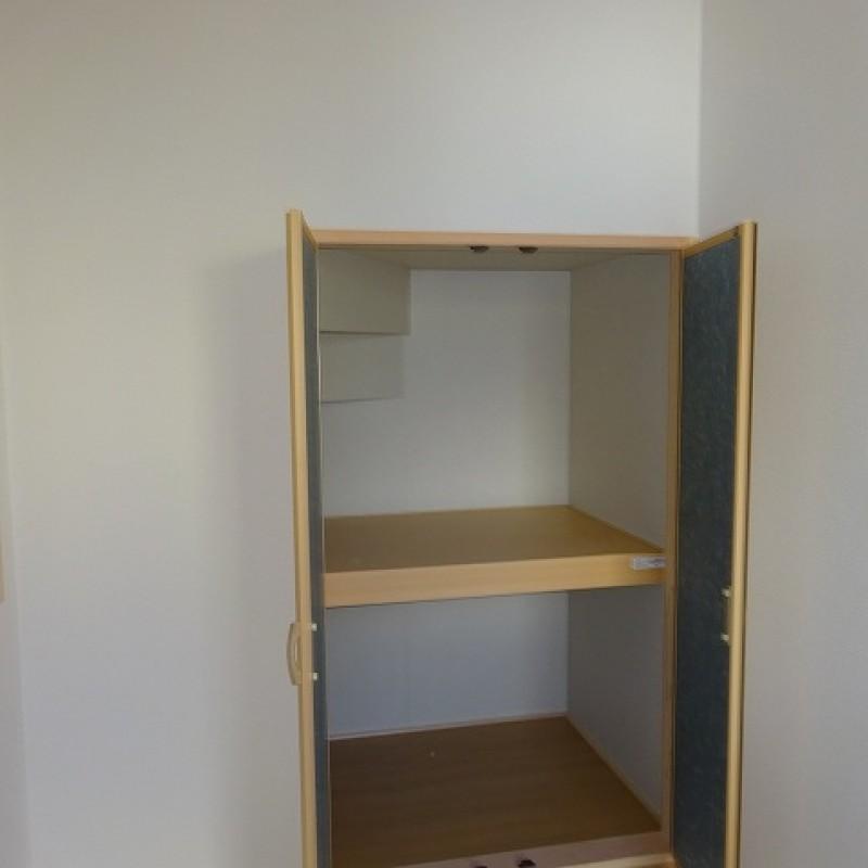1階和室3帖 収納
