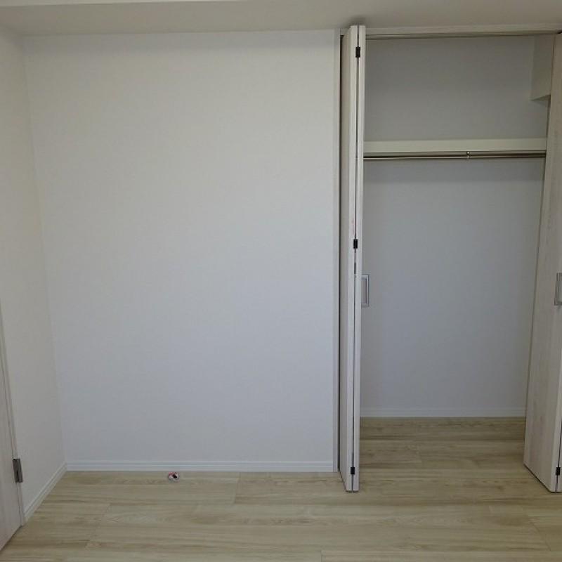 廊下側洋室約4.5帖 収納