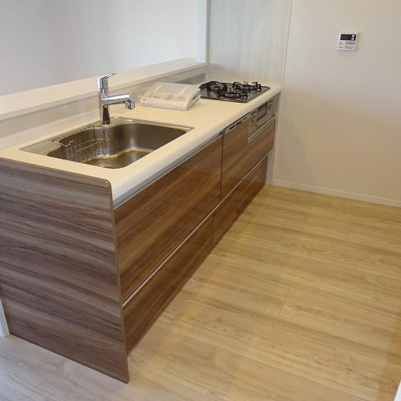 システムキッチン 食洗機付