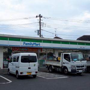 ファミリーマート 駒井町一丁目店